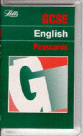GCSE Passcards English (1857584228) by Barber, John
