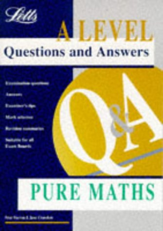 9781857584851: A-level Questions and Answers Pure Mathematics ('A' Level Questions and Answers Series)
