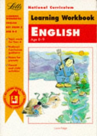 9781857585018: **OE**KS2 Learning Workbook: English age 8-9: English 8-9 (At Home with the National Curriculum)