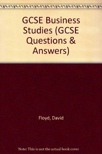 9781857586060: GCSE Business Studies (GCSE Questions and Answers Series)