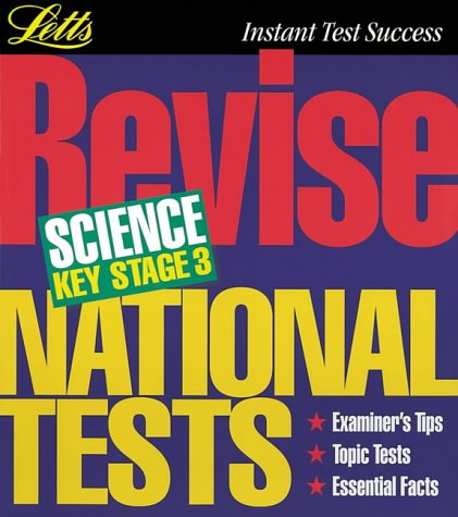 Letts Revision: Revise National Tests Science Key Stage 3 (1857589149) by Bob Mcduell