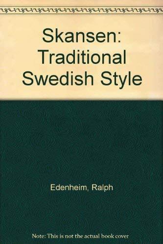 9781857590531: Skansen: Traditional Swedish Style