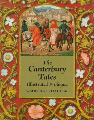 9781857591132: The Canterbury Tales: Illustrated Prologue