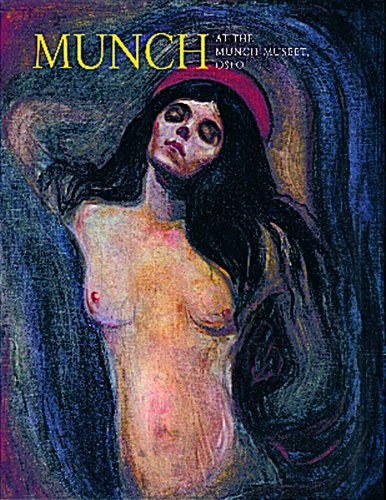 9781857591859: Munch at the Munch-Museet, Oslo