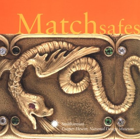Matchsafes: Cooper-Hewitt, National Design Museum, Smithsonian (Cooper Hewitt National Design ...