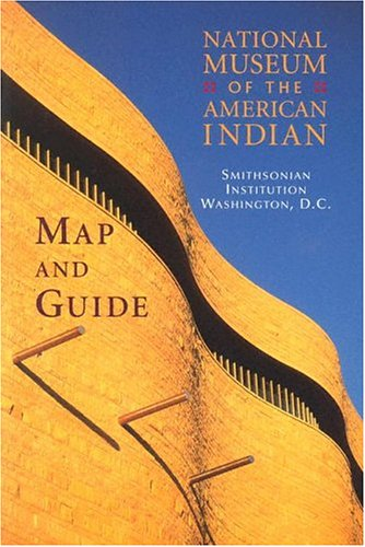 9781857593303: National Museum of the American Indian (Maps & Guides S.)