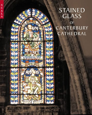 Stained Glass of Canterbury Cathedral: Michael, Michael; Strobl, Sebastian