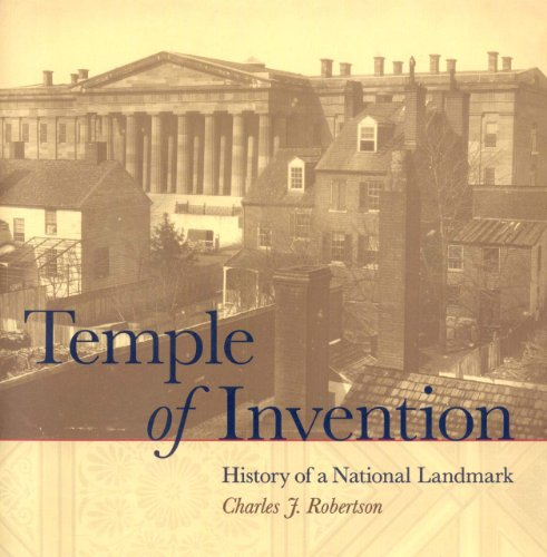 9781857593853: Temple of Invention: History of a National Landmark