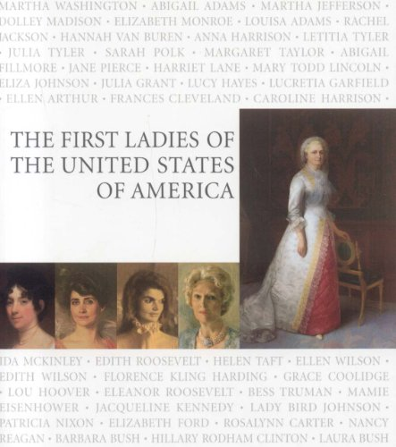 9781857594102: First Ladies of the United States of America