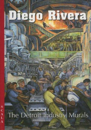 9781857594331: Diego Rivera: Detroit Industry (4-fold S.)