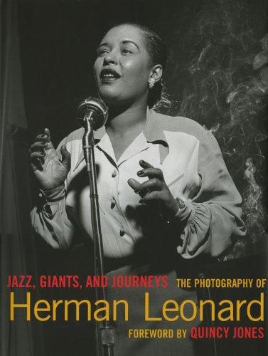 Jazz, Giants and Journeys: The Photography of Herman Leonard: Quincy Jones