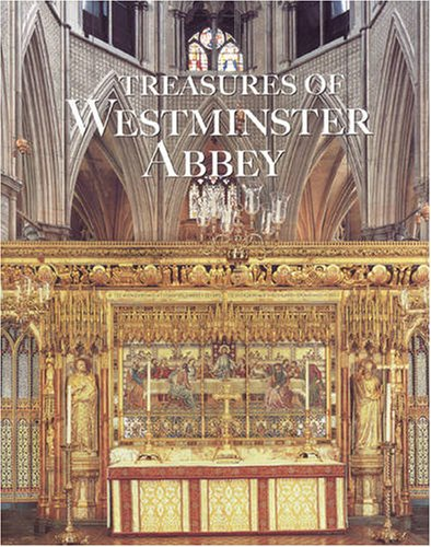 9781857594546: Treasures of Westminster Abbey