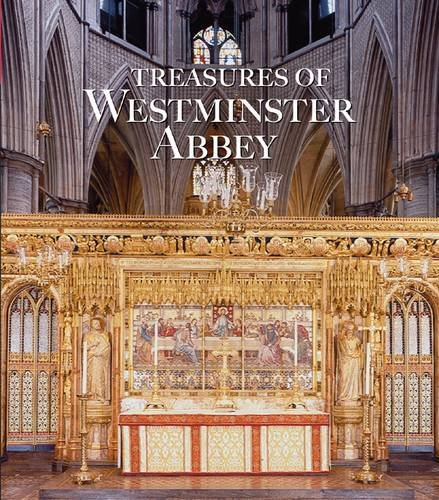 9781857596601: Treasures of Westminster Abbey