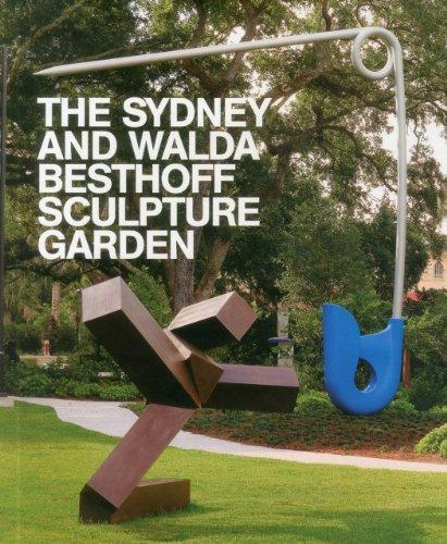 The Sydney and Walda Besthoff Sculpture Garden: Lash, Miranda