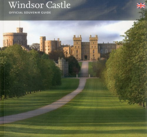 9781857597585: Windsor Castle: Official Souvenir Guide
