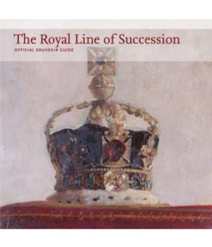 9781857597592: The Royal Line of Succession: Official Souvenir Guide