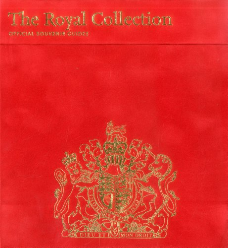 Royal Collection Official Souvenir Guide Box Set (9781857597776) by Marsden, Jonathan; Clarke, Deborah; Vickers, Hugo; Robinson, John Martin; Winterbottom, Matthew