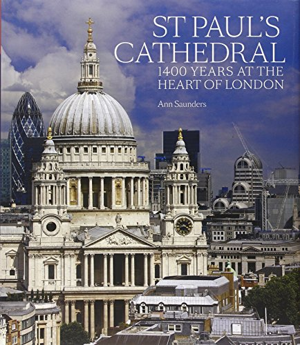 9781857598025: St Paul's Cathedral: 1,400 Years at the Heart of London