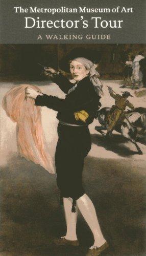 9781857598285: The Metropolitan Museum of Art: Director's Tour: A Walking Guide
