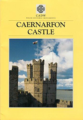 9781857600421: Cadw Guidebook: Caernarfon Castle (CADW Guidebooks)