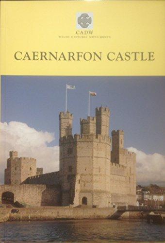 9781857601473: Caernarfon Castle and Town Walls [Idioma Inglés]