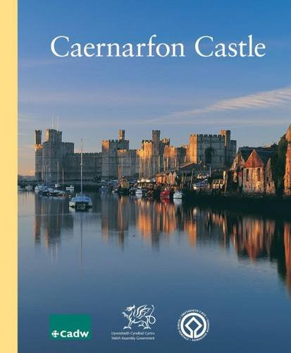 9781857602098: Caernarfon Castle