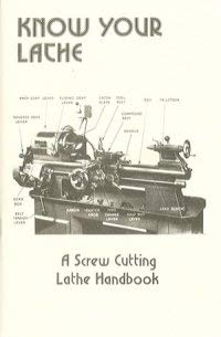 9781857610161: Know Your Lathe: A Screwcutting Lathe Handbook (Past Masters Series)