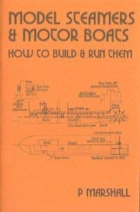 Model Steamers and Motor Boats: How to: Marshall, Percival