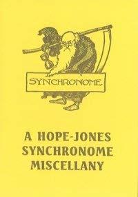 9781857611007: A Hope-Jones Synchronome Miscellany