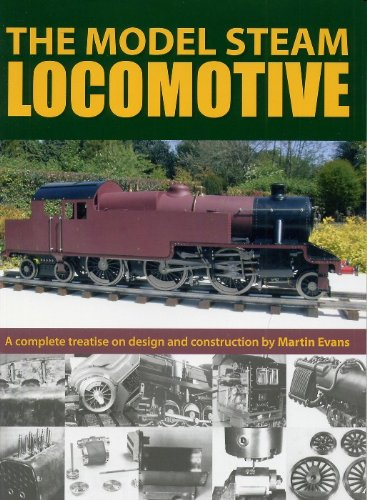 9781857611328: The Model Steam Locomotive