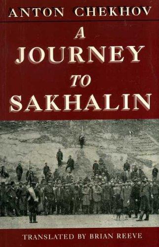 9781857630053: A Journey to Sakhalin (Ian Faulkner Publishing)