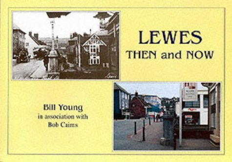 9781857701449: Lewes Then and Now