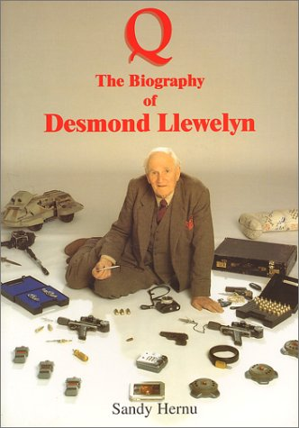 Q: The Biography of Desmond Llewelyn.