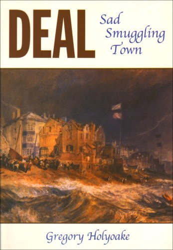 Deal: Sad Smuggling Town (SCARCE FIRST EDITION, FIRST PRINTING SIGNED BY THE AUTHOR)