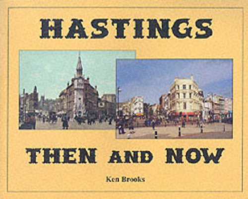 9781857702637: Hastings Then and Now
