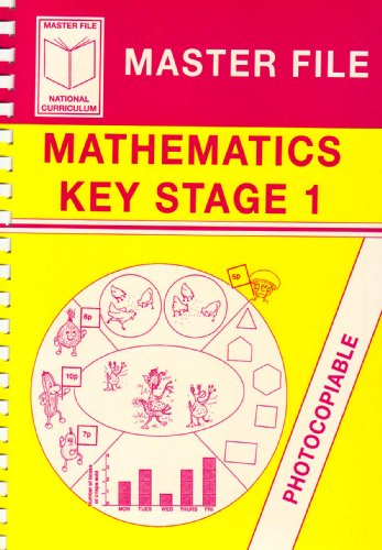 Mathematics: Key Stage 1 (Masterfiles): Perkins, D.C.