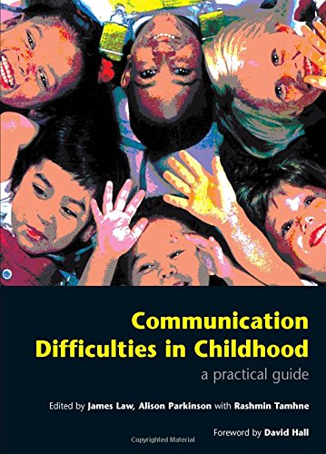 9781857750980: Communication Difficulties in Childhood: A Practical Guide