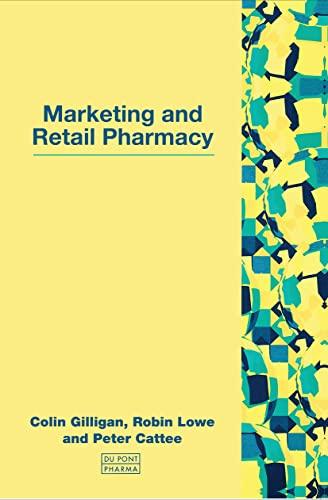 9781857752021: Marketing and Retail Pharmacy