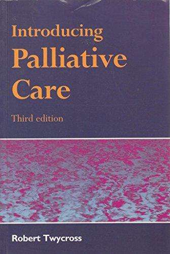 9781857753899: Introducing Palliative Care