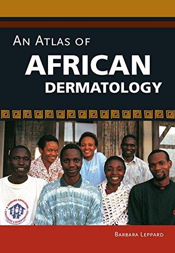 9781857755442: An Atlas of African Dermatology