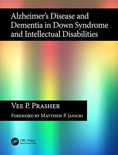 9781857756081: Alzheimer's Disease and Dementia in Down Syndrome and Intellectual Disabilities