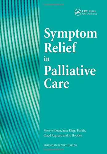 9781857756296: Sympton Relief in Palliative Care