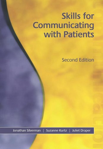 9781857756401: Skills for Communicating with Patients, Second Edition