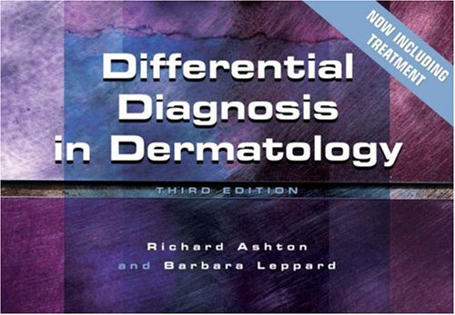 9781857756609: Differential Diagnosis in Dermatology, 3rd Edition