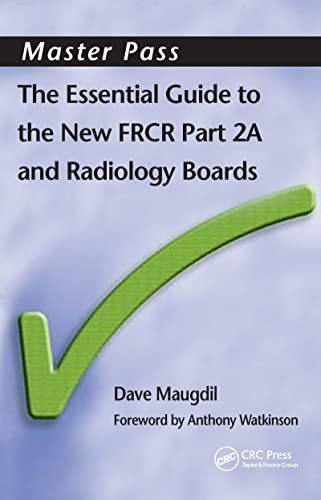 9781857756777: The Essential Guide to the New FRCR: Part 2A (MasterPass) (Pt. 2A)