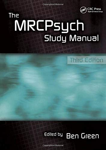 9781857756845: The MRCPsych Study Manual (Masterpass Series)