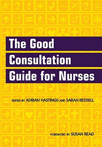 The good consultation guide for nurses google books.