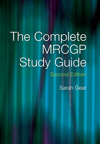 9781857757804: The Complete MRCGP Study Guide, Second Edition