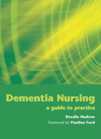 9781857758993: Dementia Nursing: A Guide to Practice