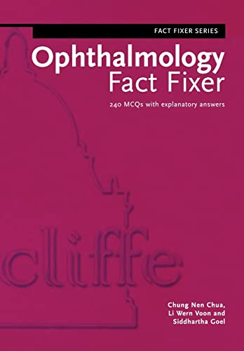 9781857759082: Ophthalmology Fact Fixer: 240 MCQs with Explanatory Answers